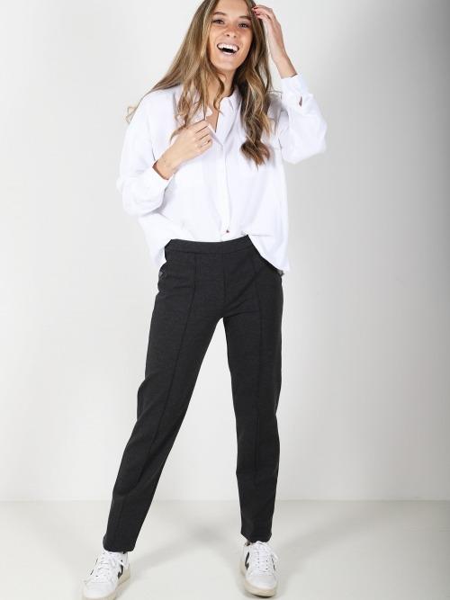 Pantalon confort punto milan mujer