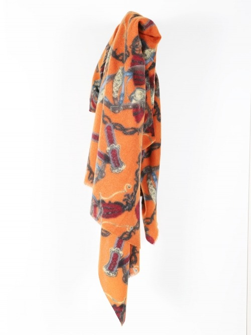 Bufanda Hermes mujer