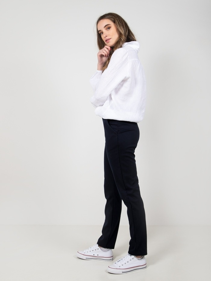 Pantalon Paula mujer Azul Marino