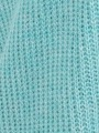 Wool oversized sweater Turquoise