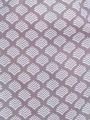 Cotton printed midi dress Grey