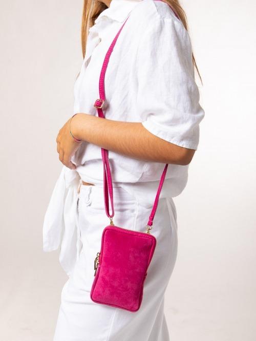 mobile bag Pink