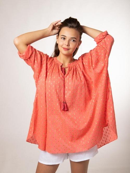 Camisa plumeti Coral