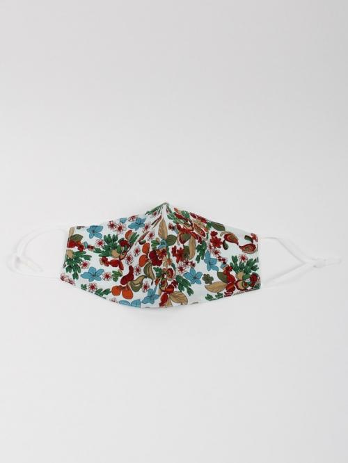 Mascacrilla floral Crudo