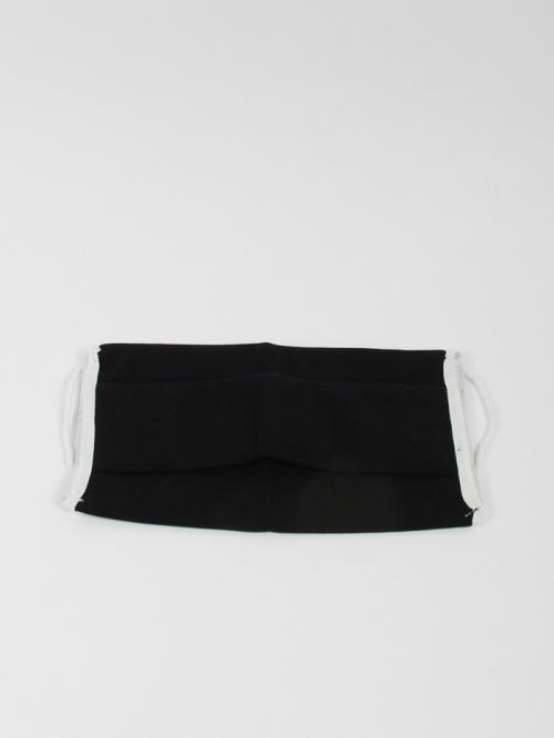 Woman Party mask Black