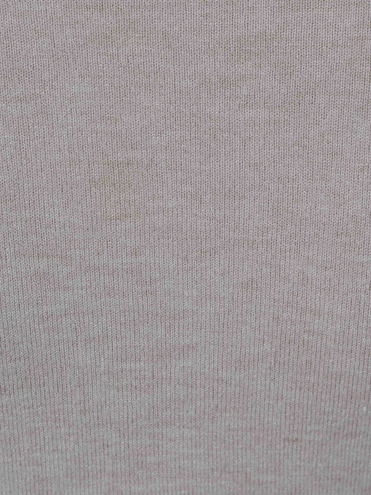 Woman Soft turtleneck sweater Beige