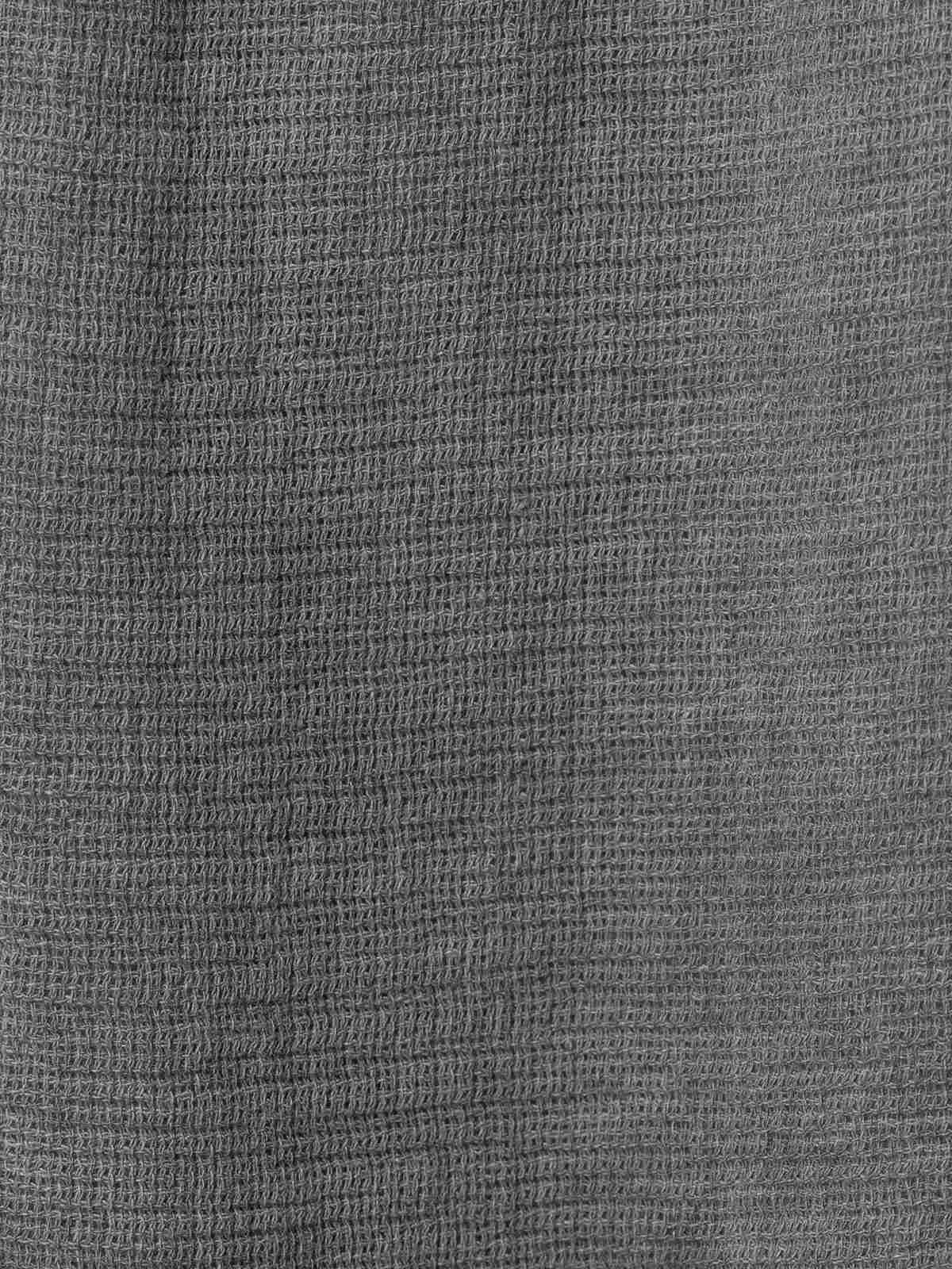 Woman Woman Ecowash ruffle blouse Grey