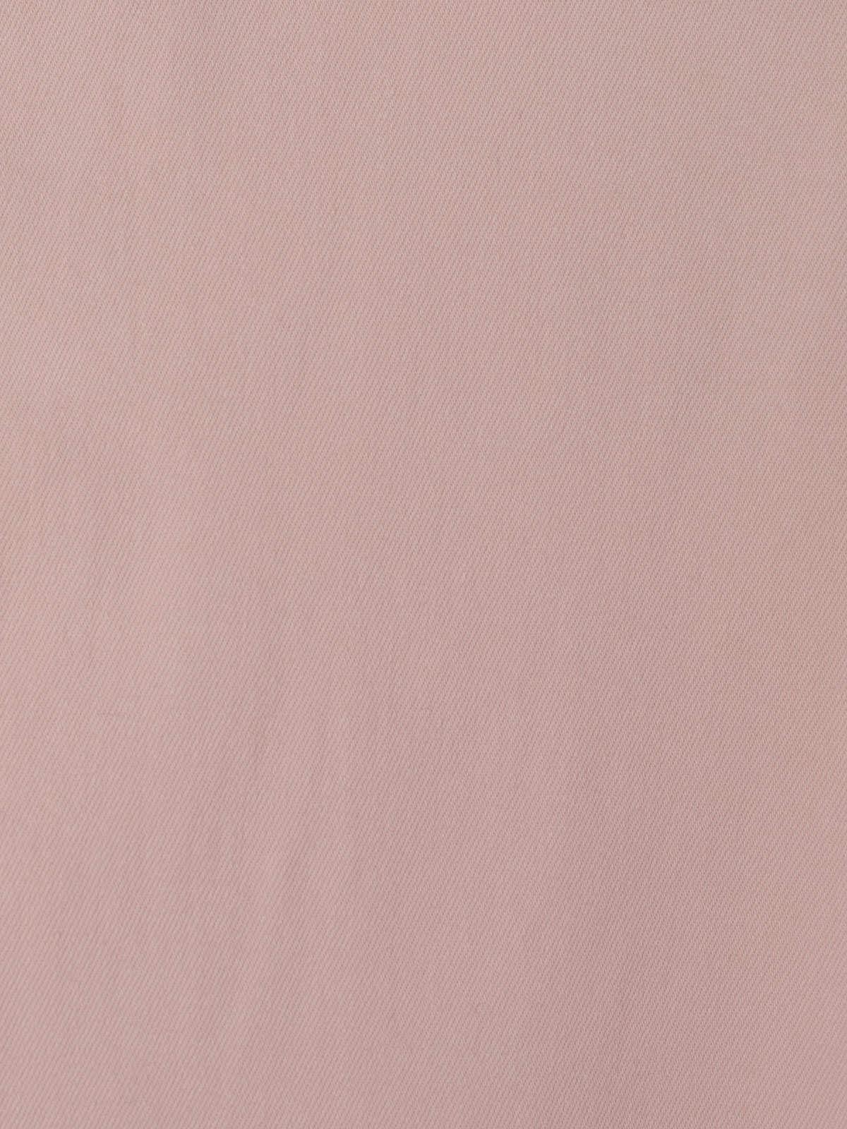 Woman Woman Elastic cotton chino pants Pink