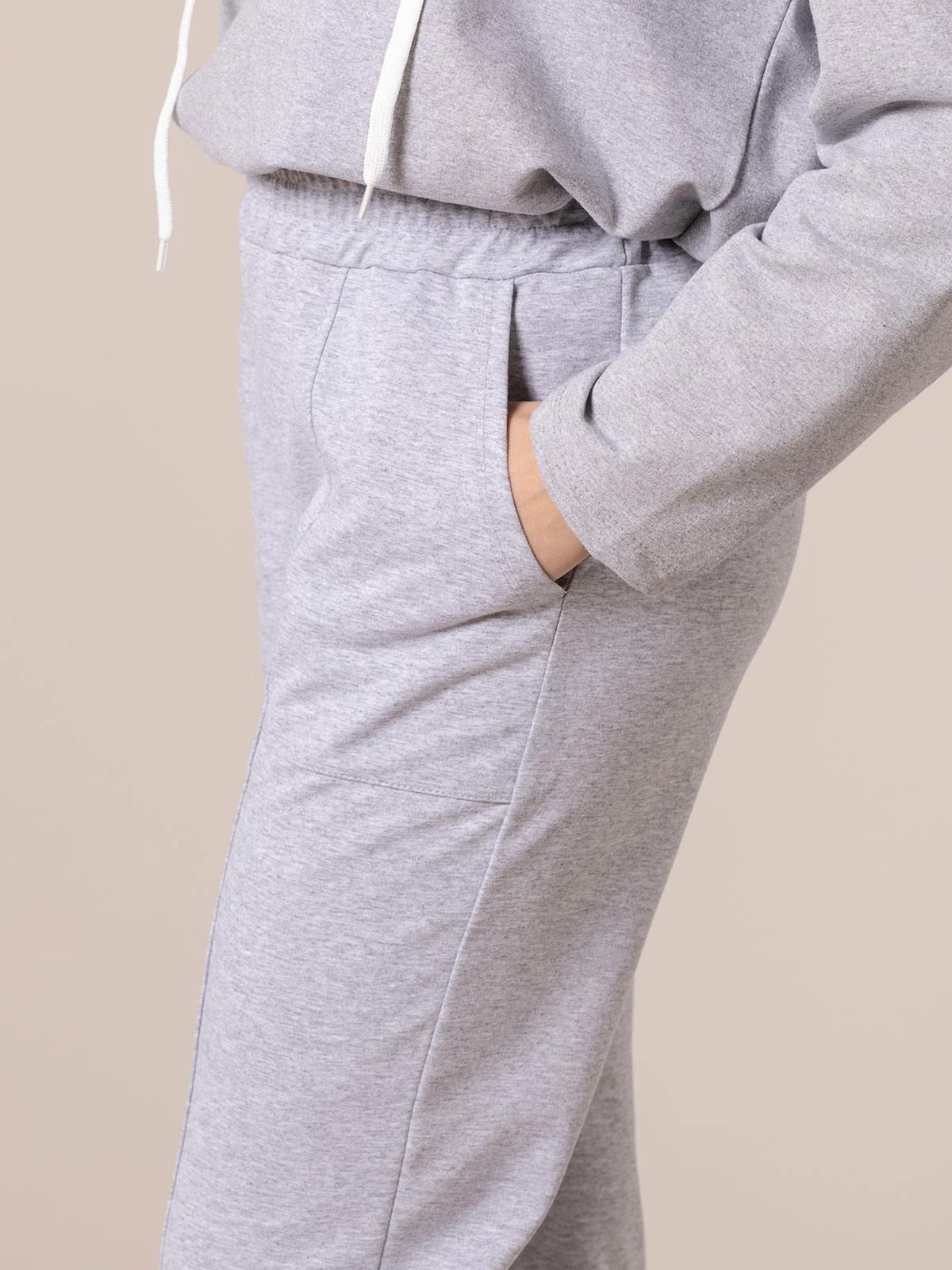 Pantalón mujer sport linea athleisure Gris