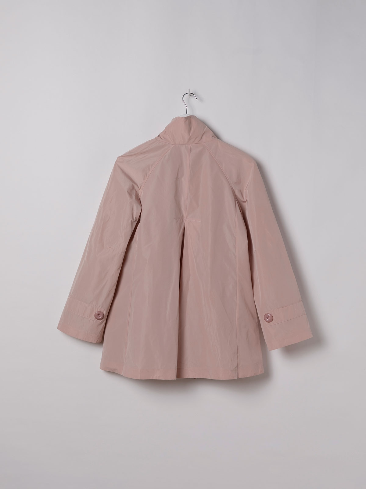 Woman Special waterproof parka Pink