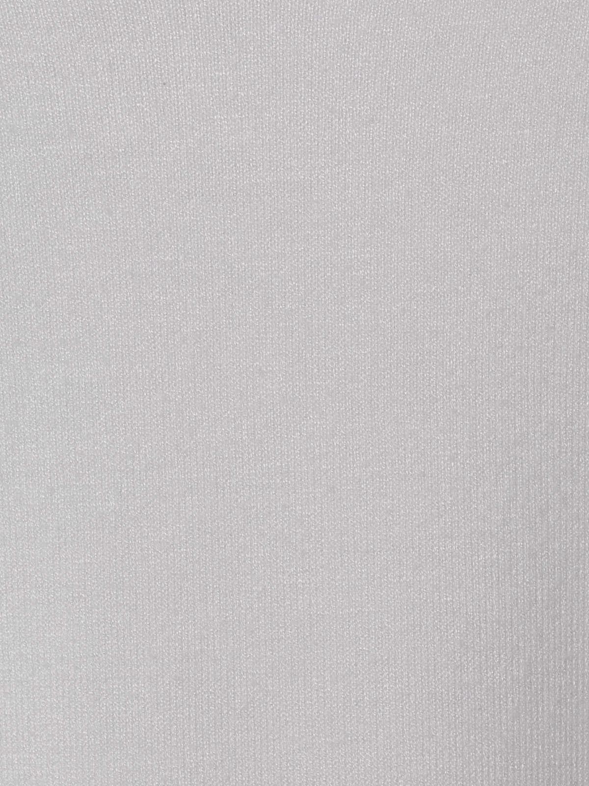 Woman Seam knit T-shirt White
