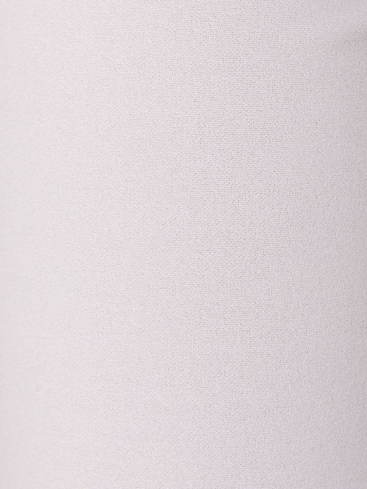 Pantalón mujer culotte tiro alto Blanco