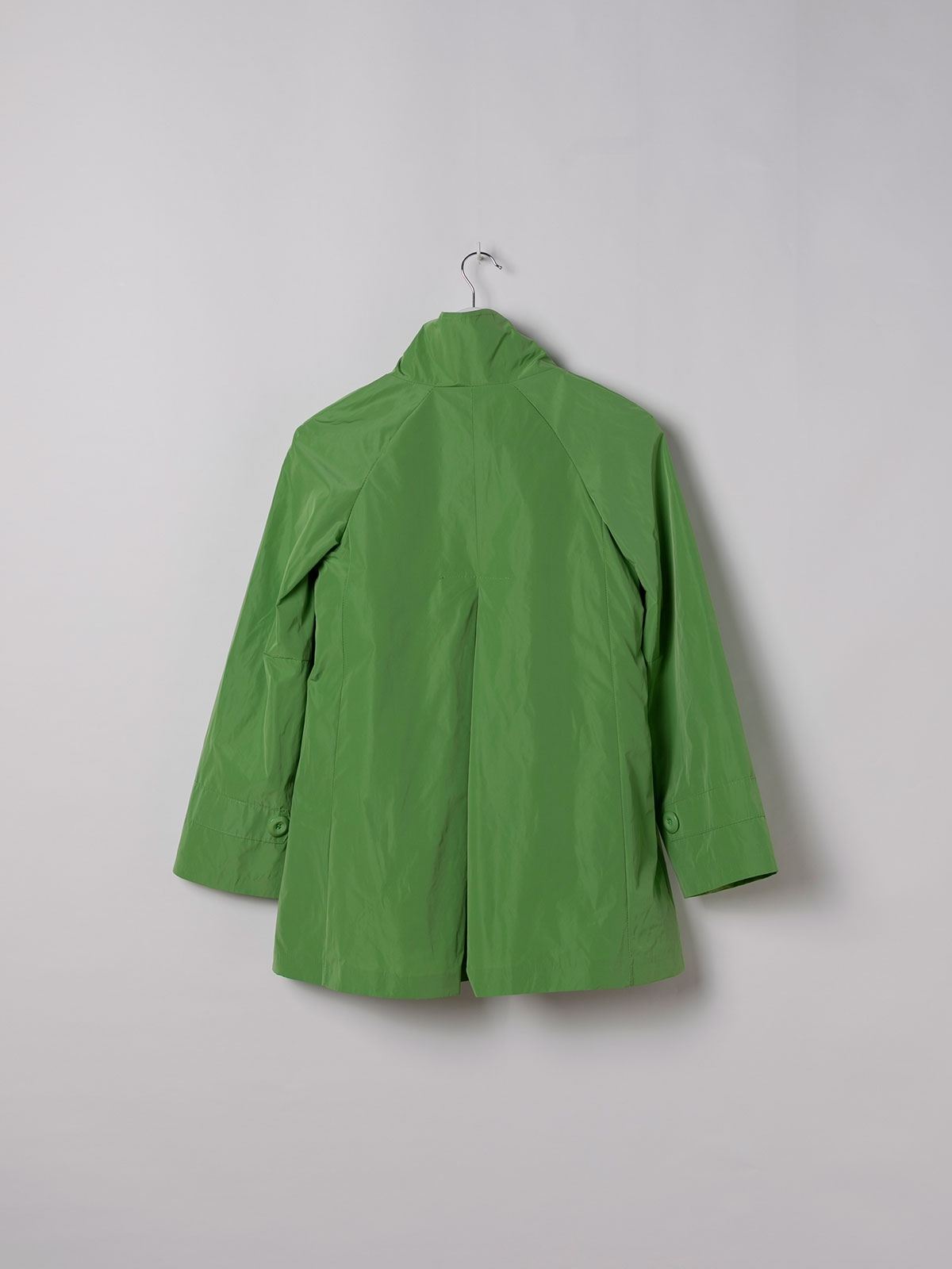 Parka mujer impermeable especial Verde