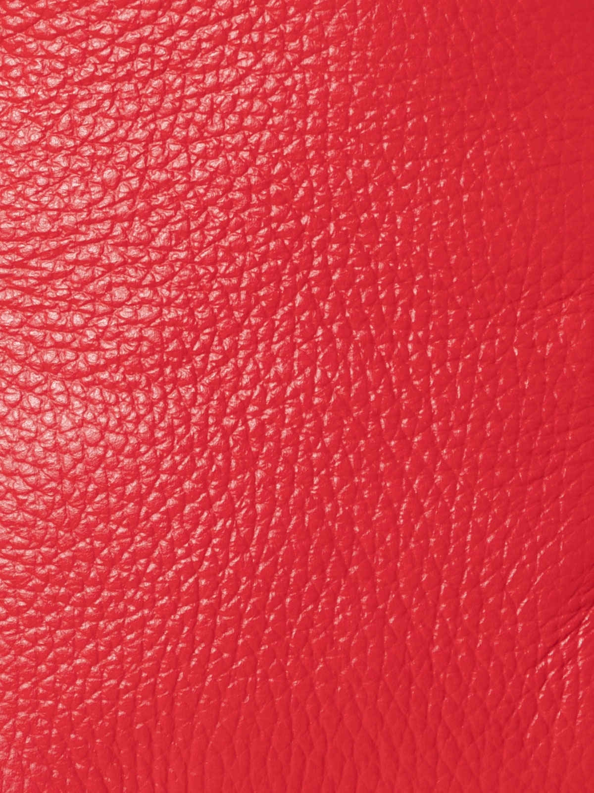Woman Walk leather bag Red