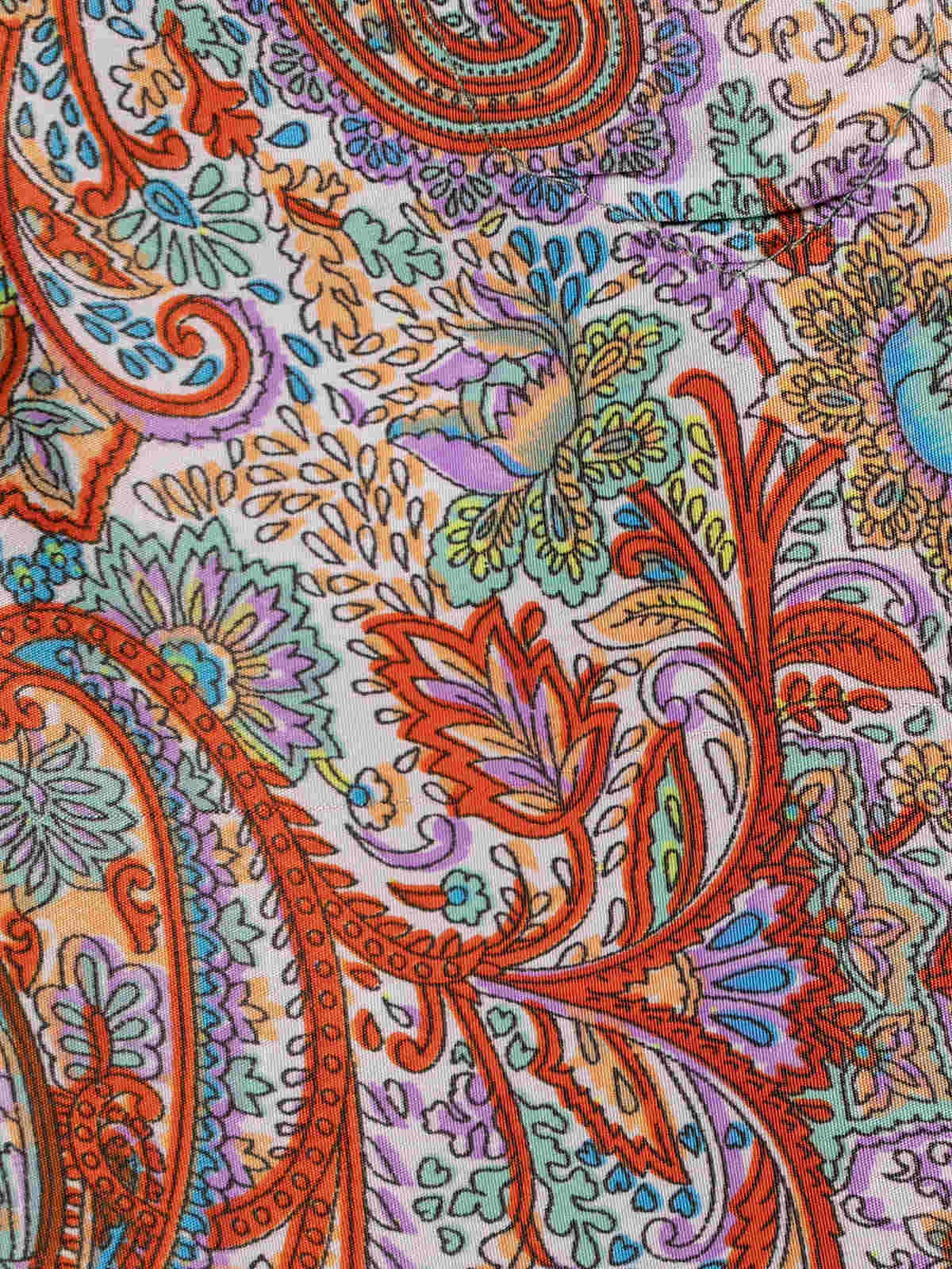 Woman Woman Long flowing dress Multicolor