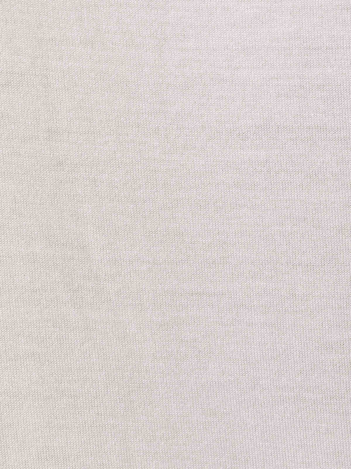 Camiseta mujer tirante ancho Beige