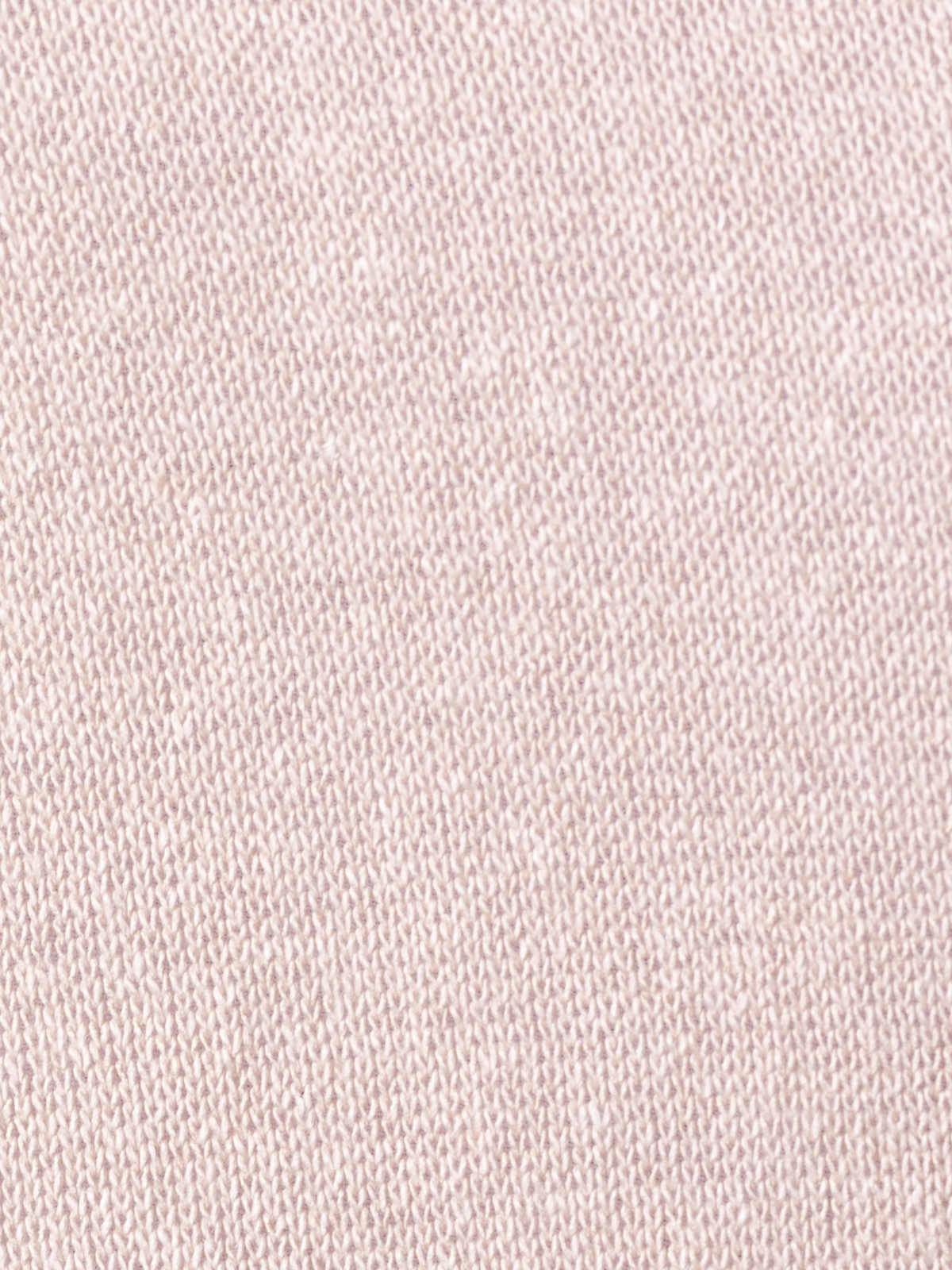 Woman Woman Cotton knit jacket Pink
