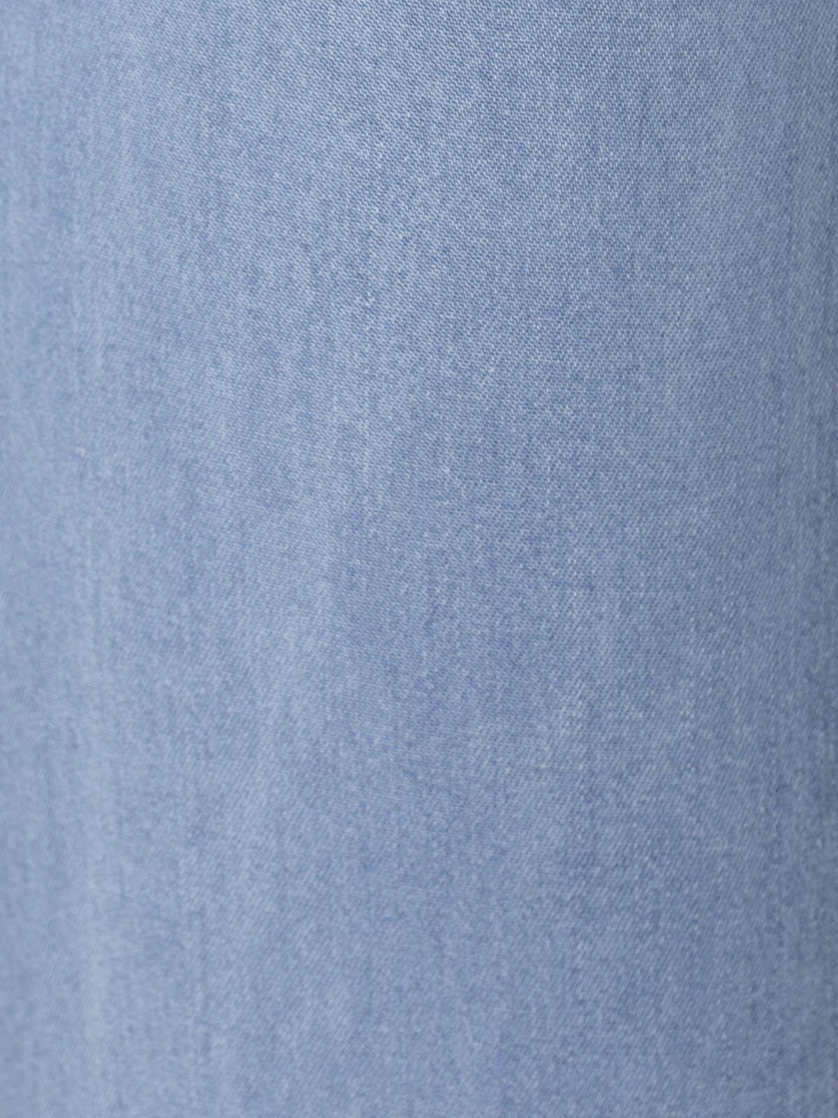 Pantalón mujer tencel Azul Jean