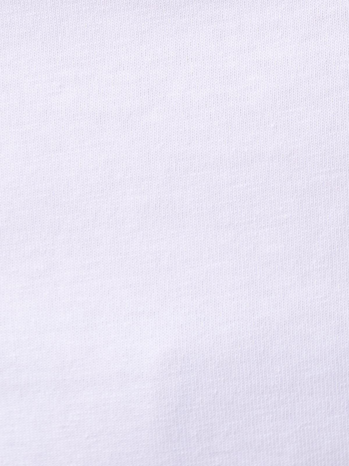 Camiseta mujer mensaje rock Naranja