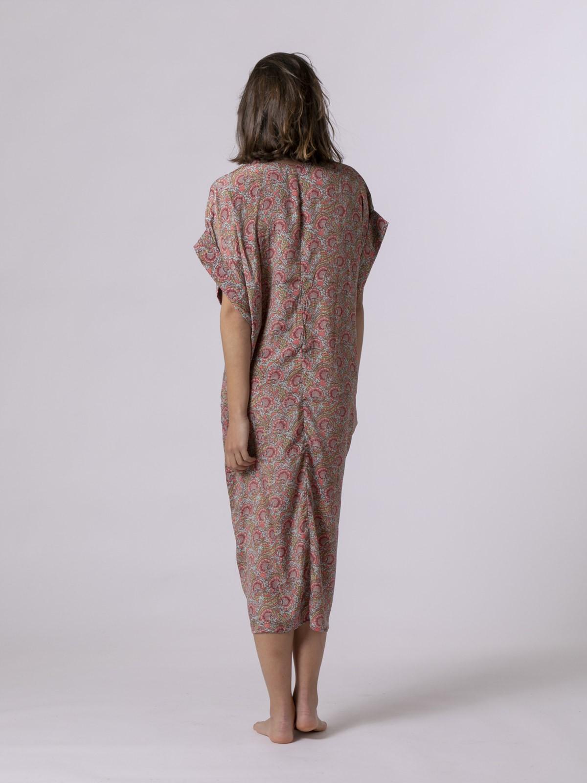 Woman Woman Printed midi dress Corales