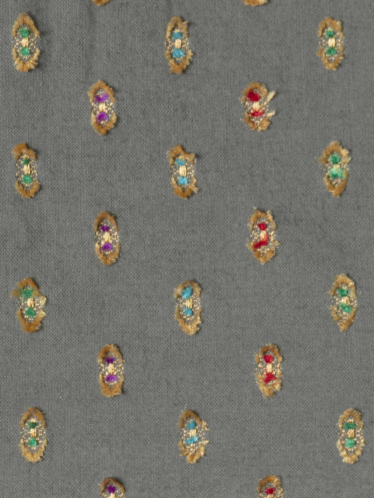 Camisa manga tres cuartos Caqui