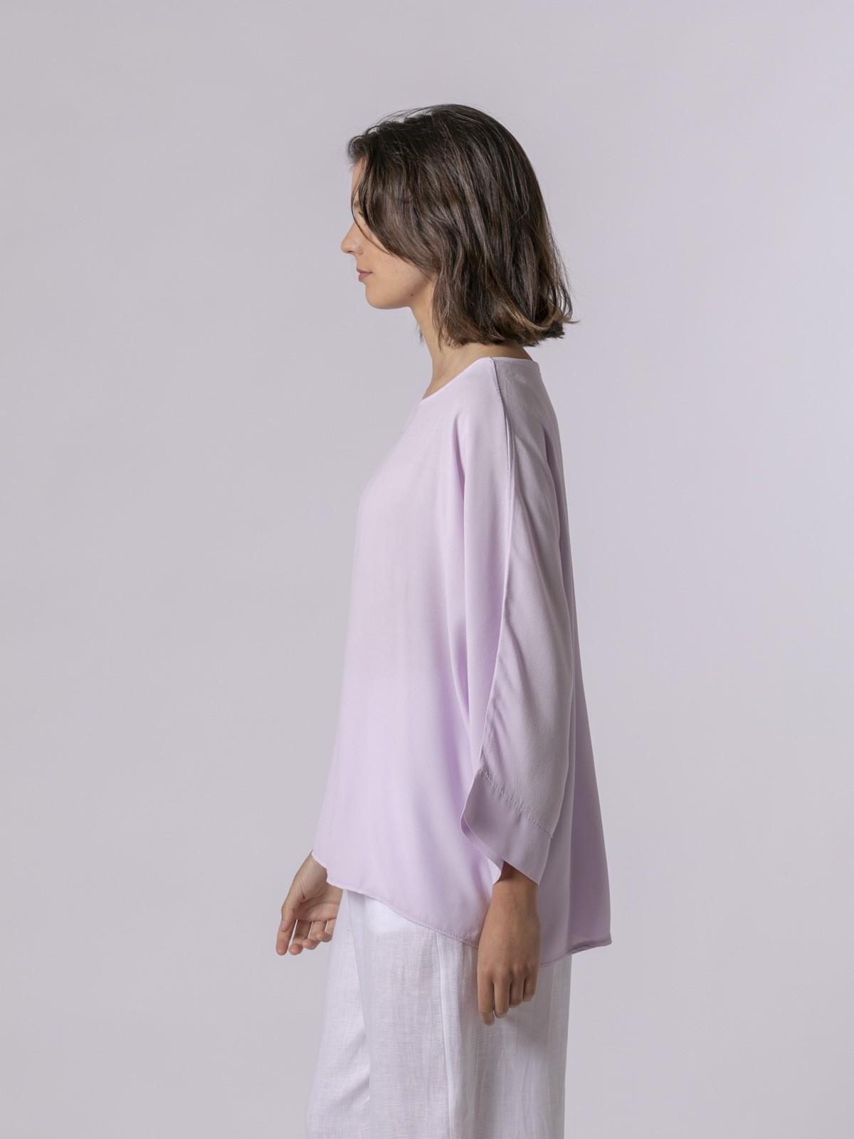 Woman Woman Long sleeve oversize blouse Lila