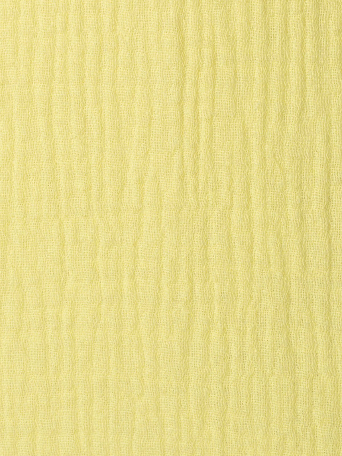 Woman Woman Crinkled cotton top Amarillo