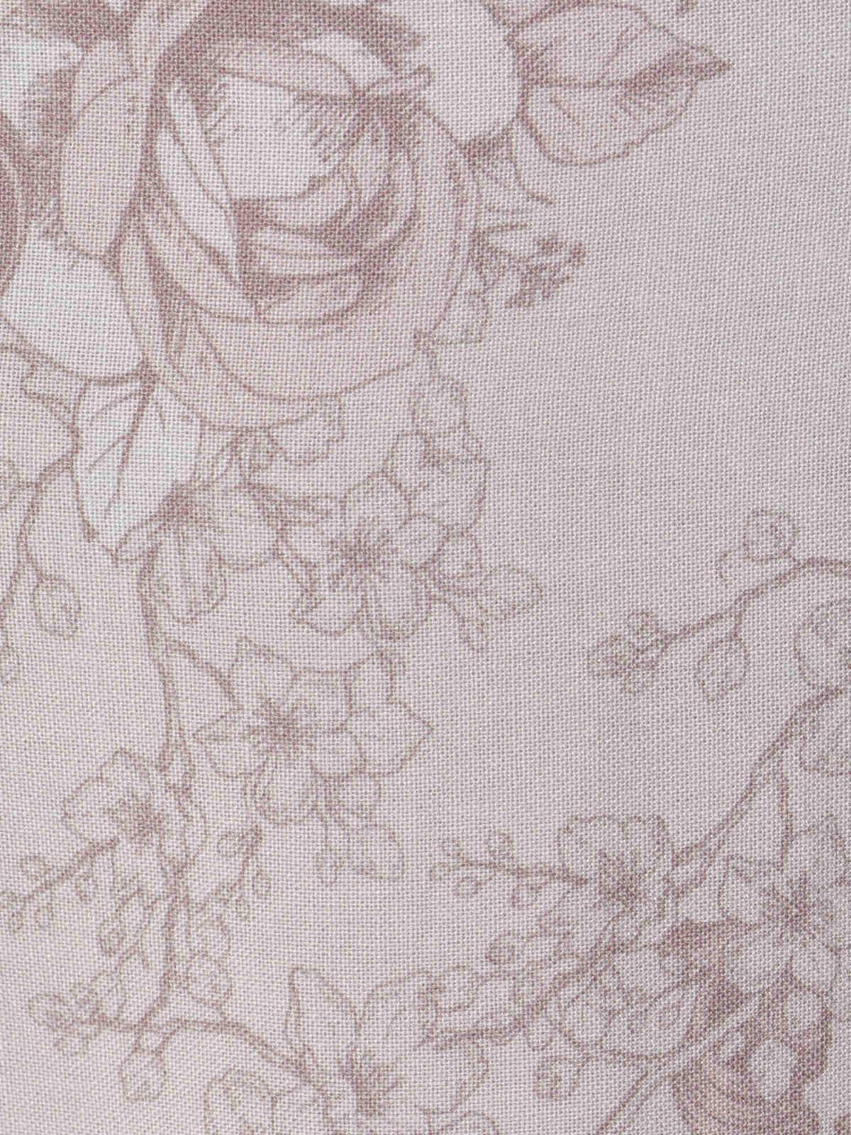 Falda romántica cortes Rosa