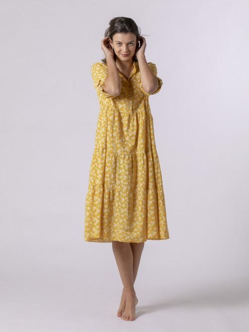 Woman Elle dress Amarillo
