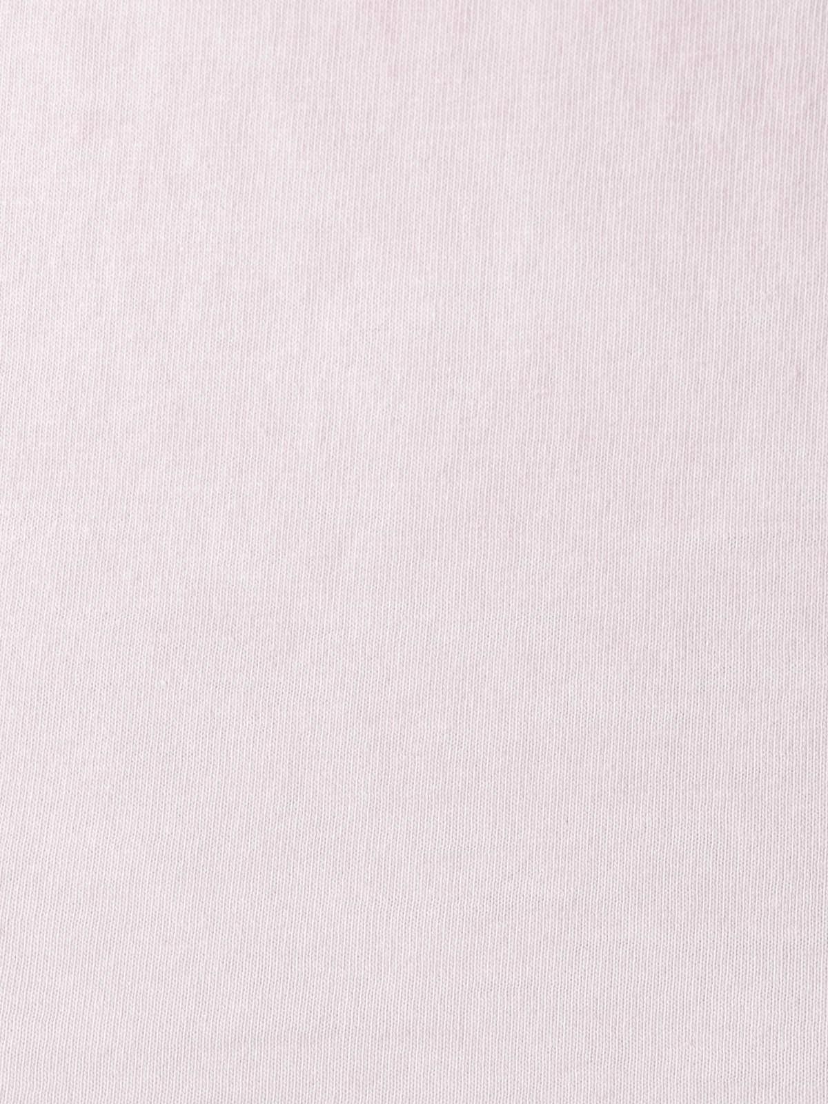 Woman Woman Plain tint eco t-shirt Pink