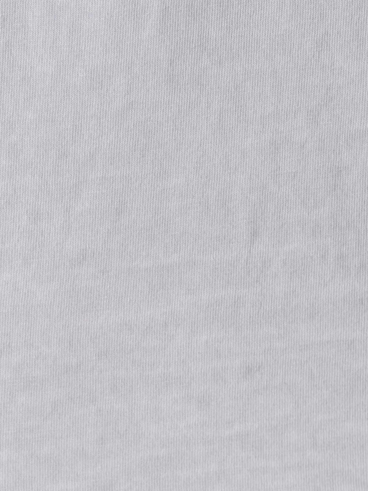 Woman Woman Organic tinted plain T-shirt Grey