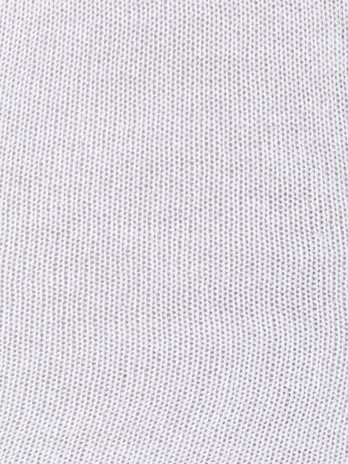 Chaqueta mujer modal manga corta Blanco