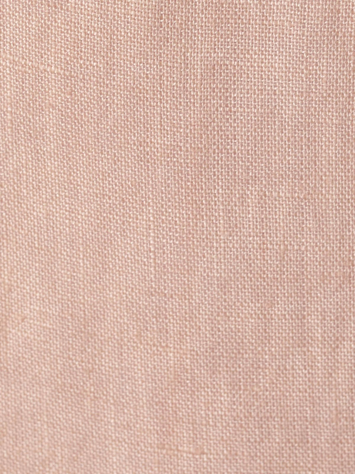 Peto de lino mujer arena