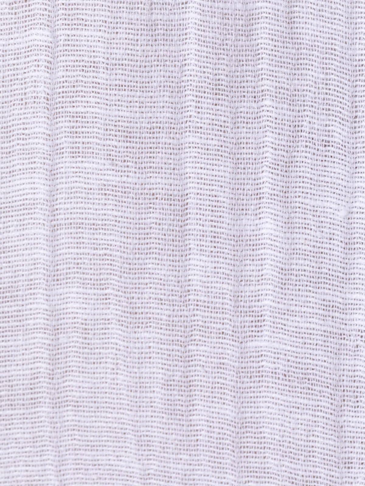 Vestido oversize confort Blanco