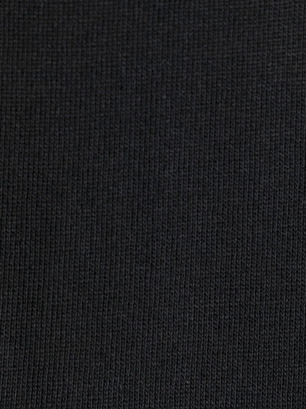 Woman Woman Fine plain sweater with pockets Black