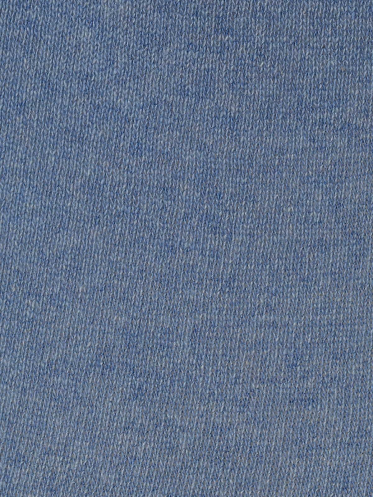 Jersey mujer punto dibujo estrella Azul Jean
