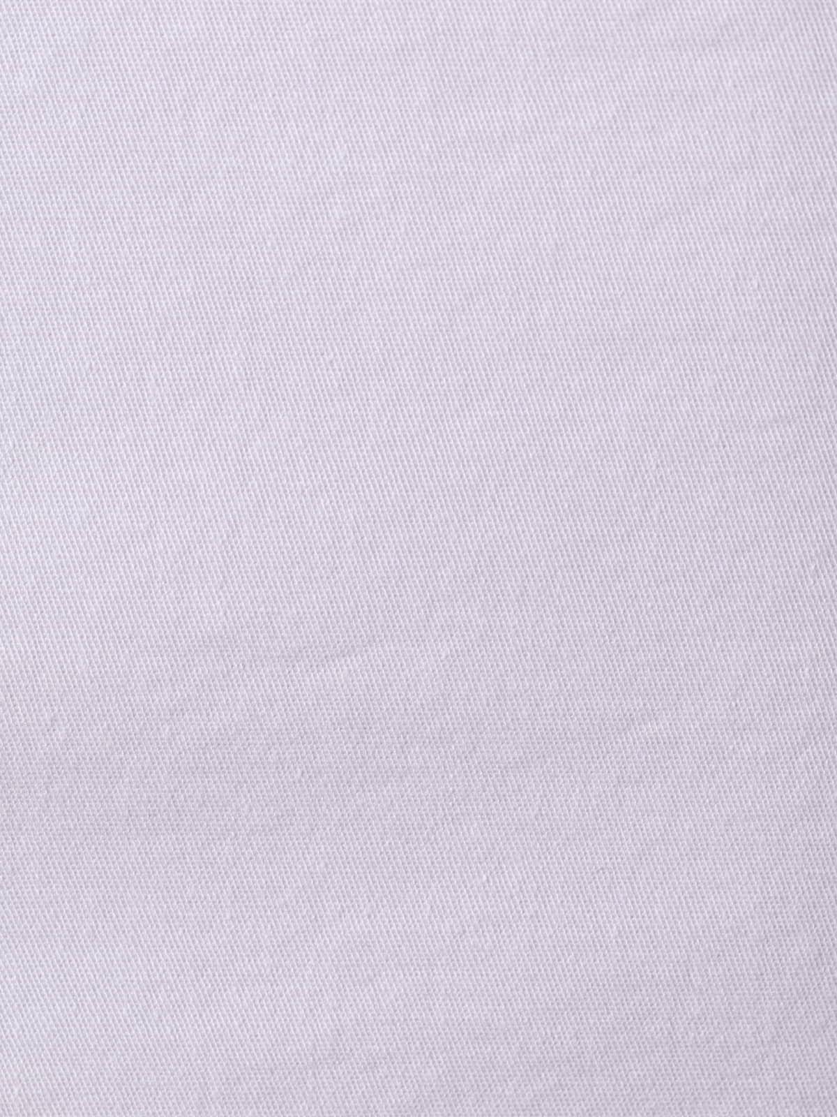Woman Woman oversized cotton bermuda White