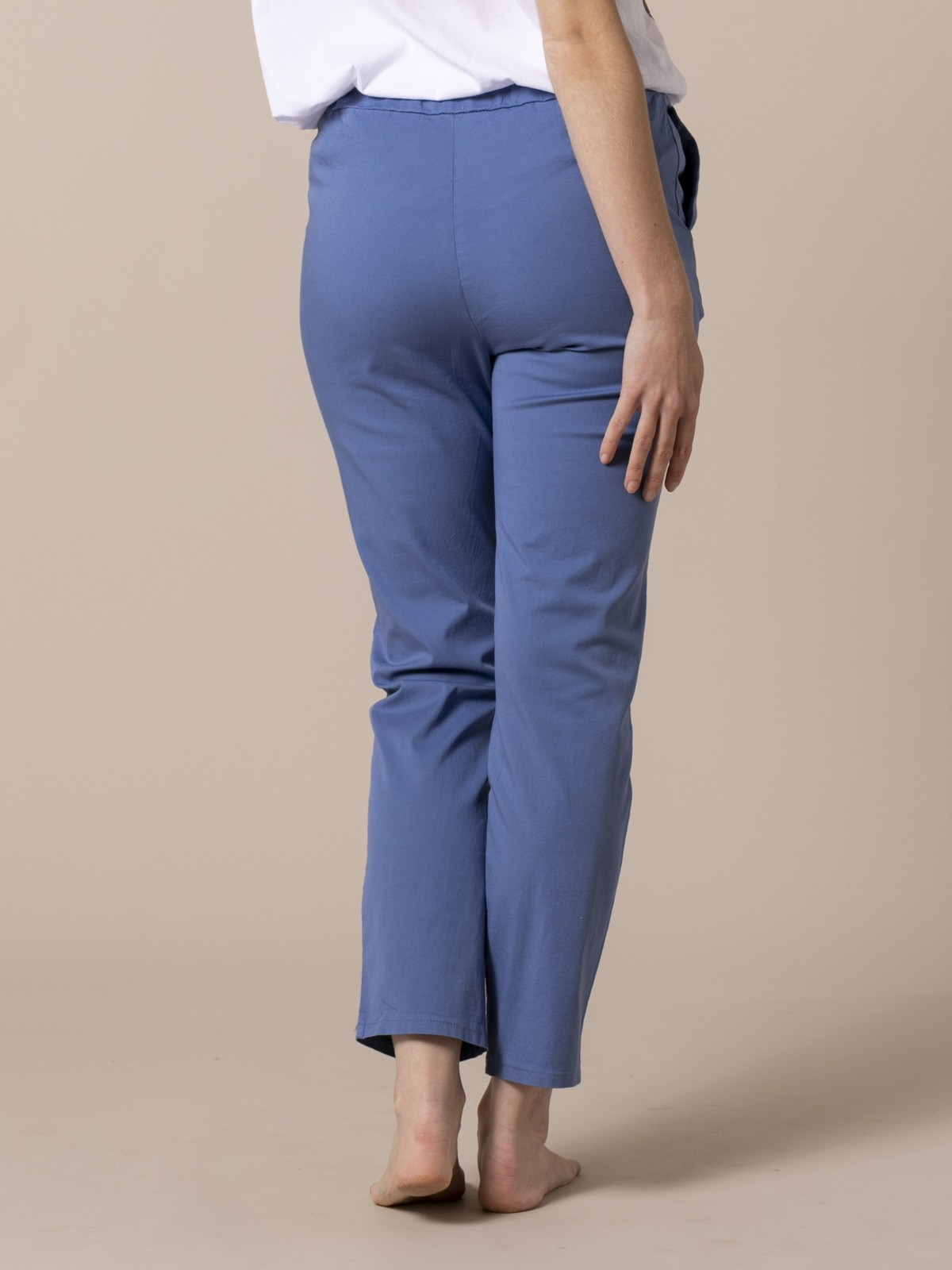 Woman Woman Light sport trousers Blue