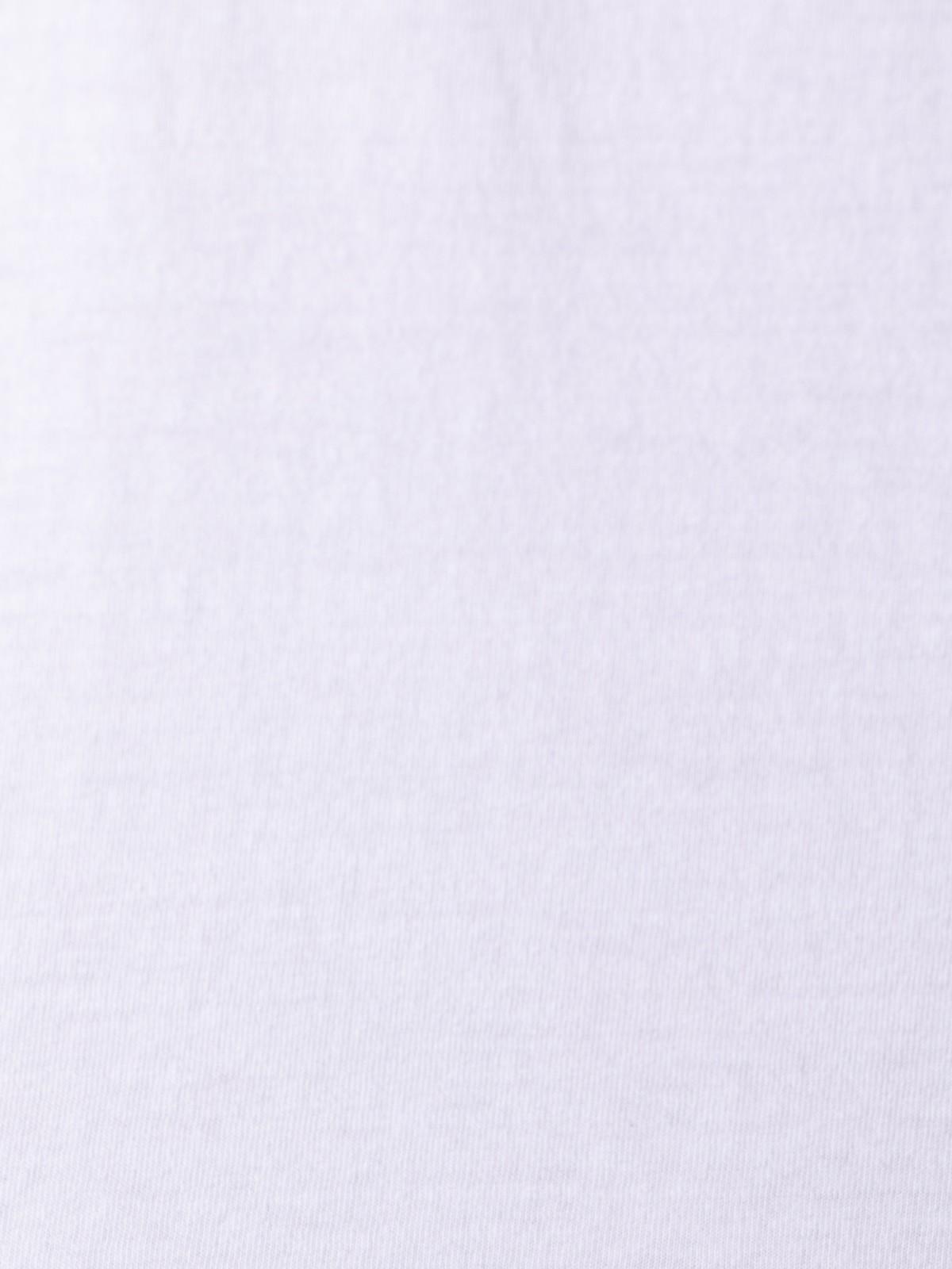 Woman Woman Wide cotton T-shirt White