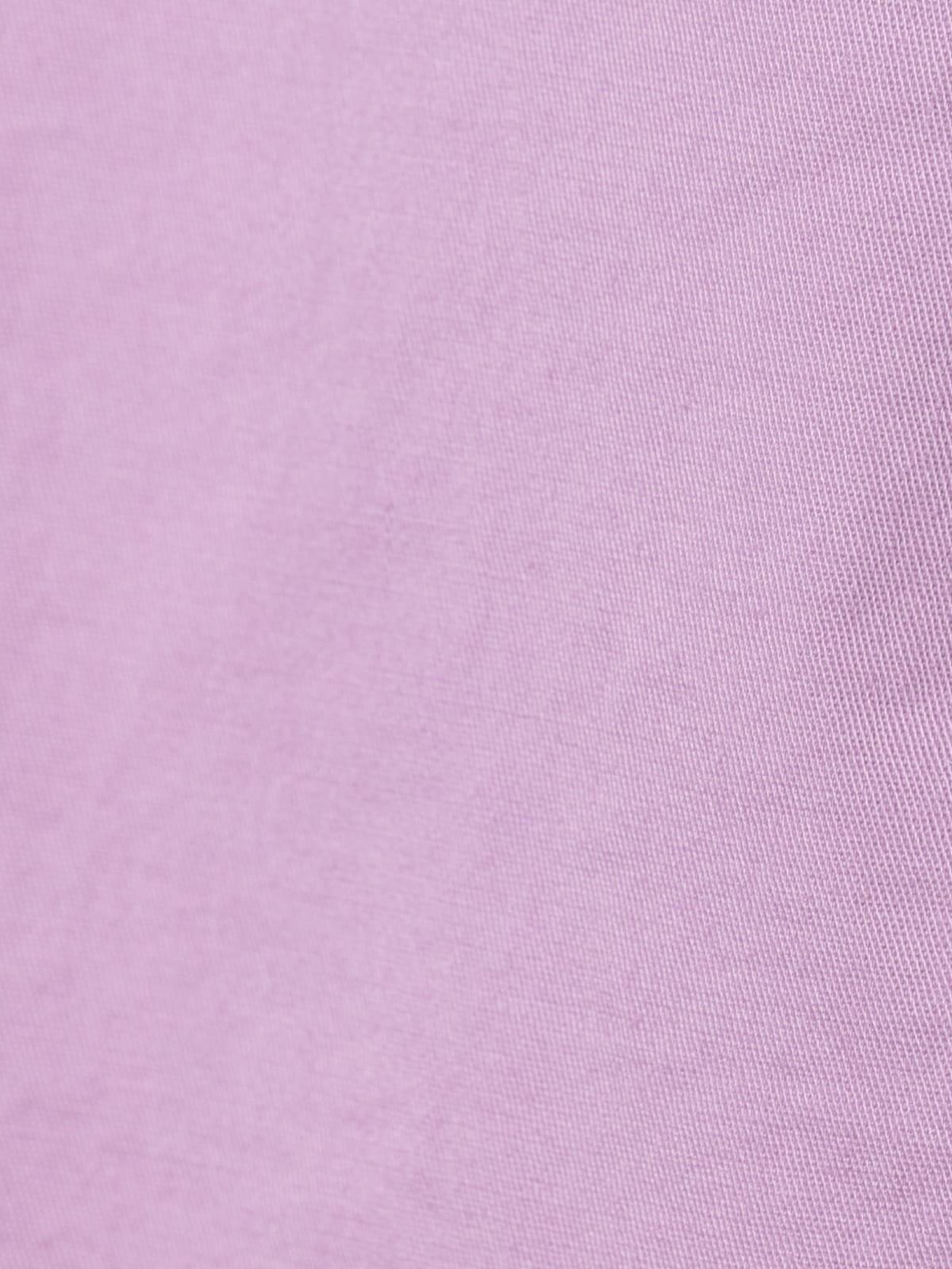 Bermuda mujer algodón y travillas Rosa