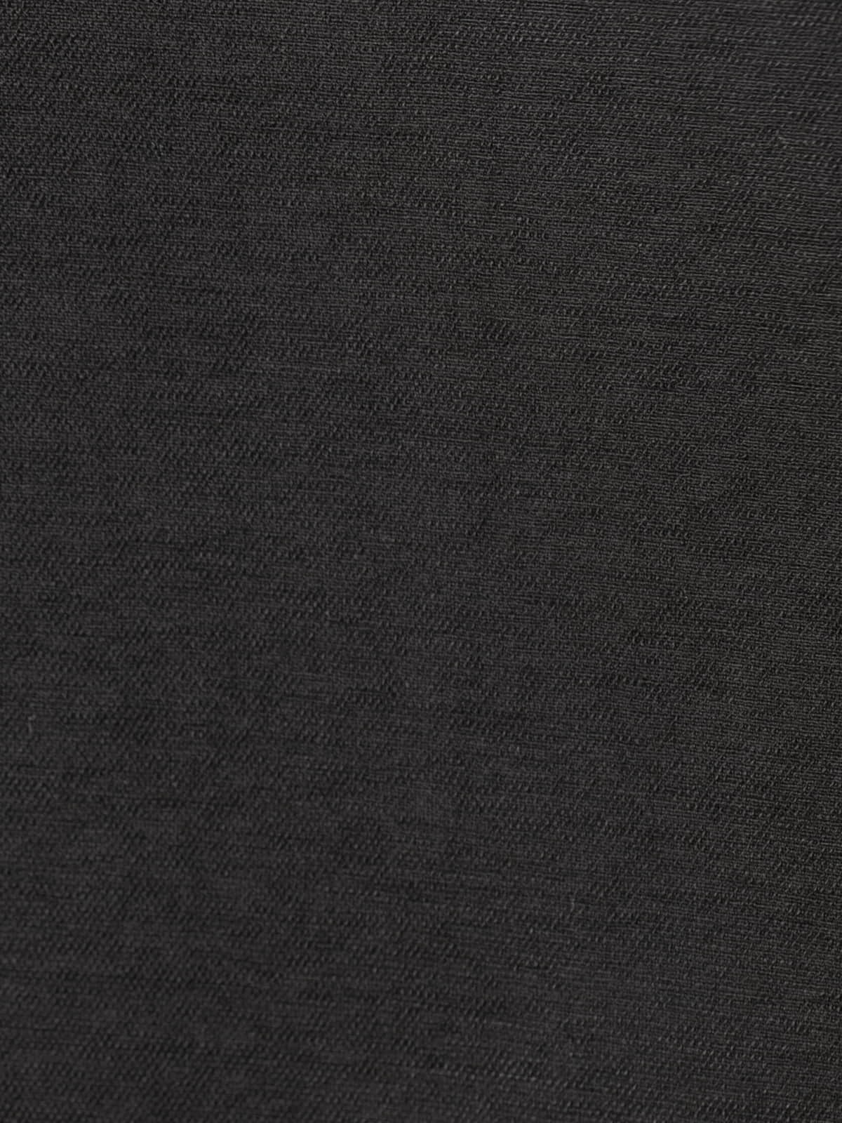 Blusa mujer fluida oversize Negro