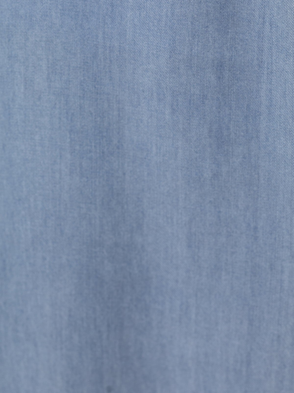 Woman Tencel trousers Blue Claro