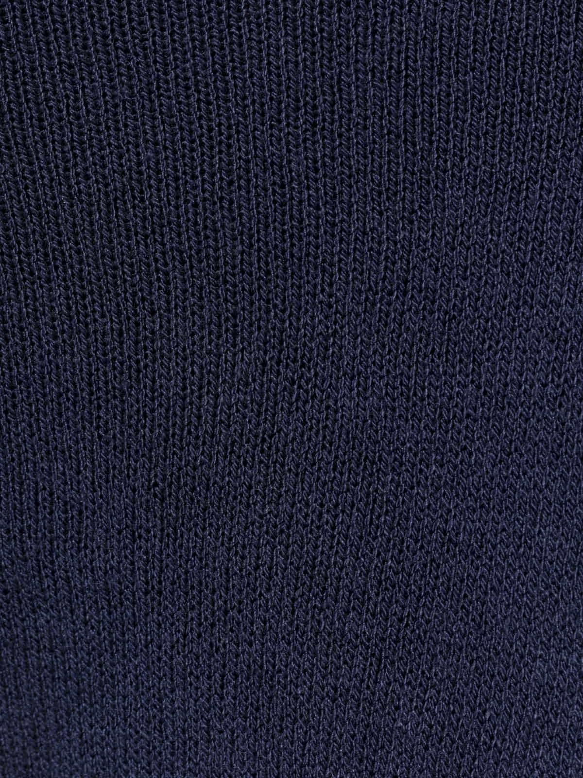 Chaqueta larga de mujer Azul Marino