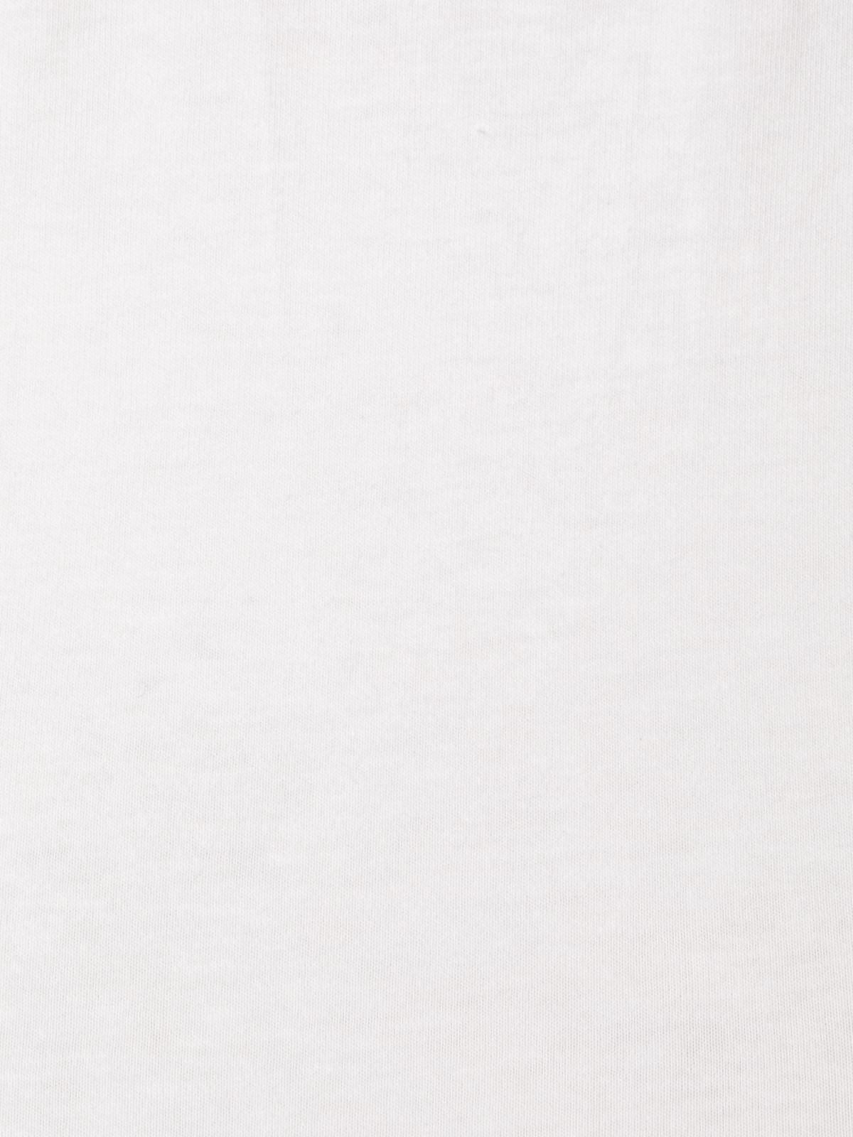 Camiseta mujer mensaje ONE PLANET Crudo