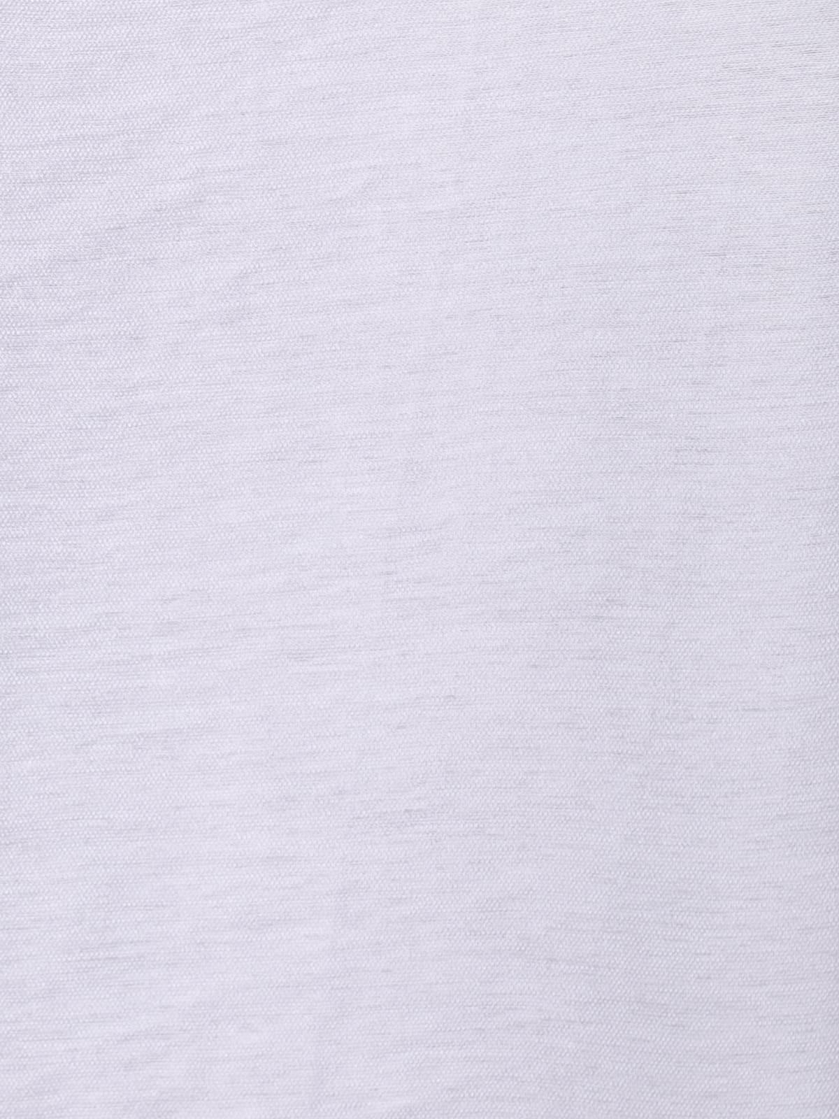 Woman Round neck blouse White