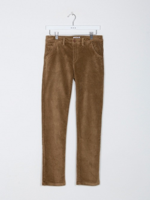 pantalon chino micropana mujer