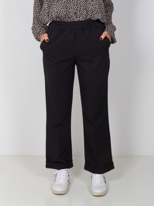 Pantalon wide leg trendy